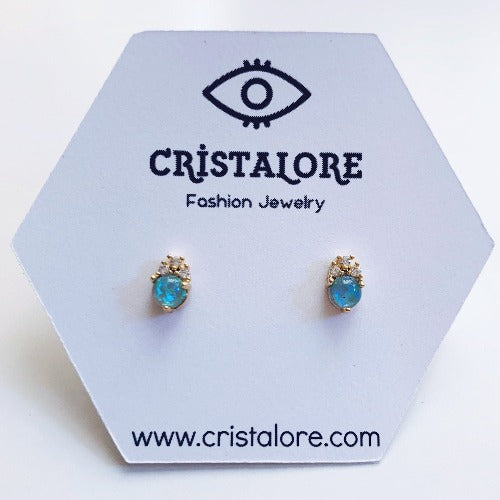 Tears of Triumph Earrings Cristalore