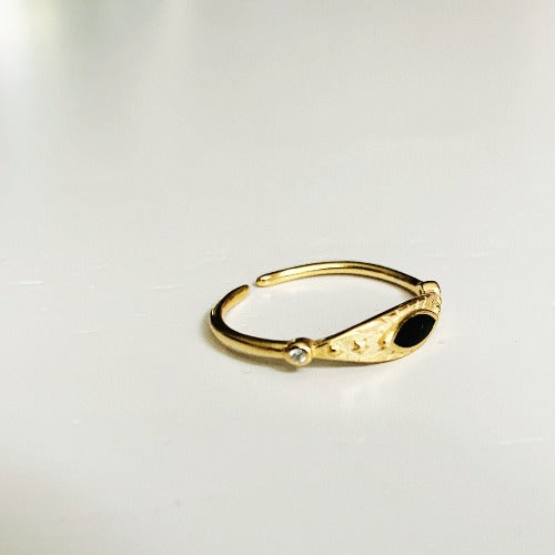 Eye of Horus Ring Cristalore
