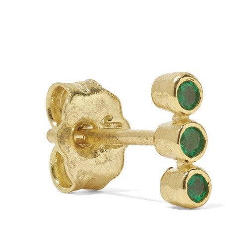 Cleopatra Stud Earrings Cristalore