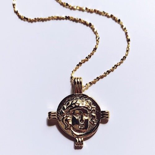 Apollo's Charm Necklace Cristalore