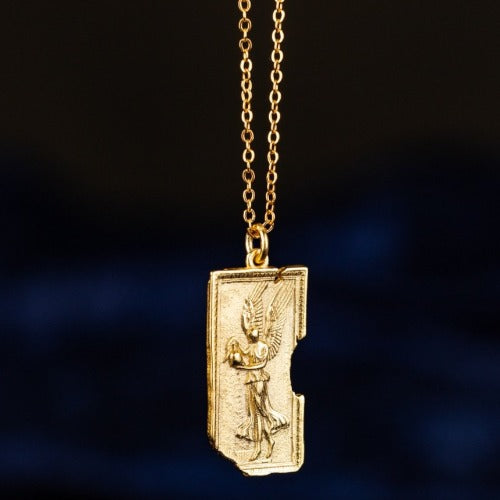 Winged Victory Relic Necklace Cristalore