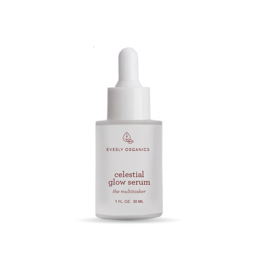 Everly Organics, Celestial Glow Serum, The Multitasker