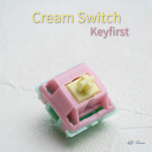 Cream Switch