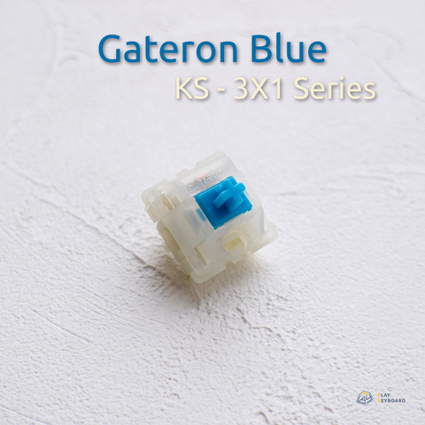 Blue Switch - Gateron (KS-3X1)