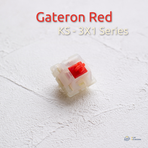 Red Switch - Gateron (KS-3X1)