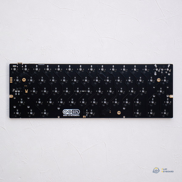 [GB] BIOI G60BLE PCB R2 (Hotswap Version) - Custom 60% Bluetooth PCB