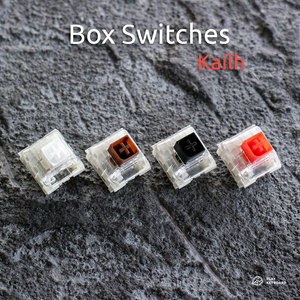 Kailh Box Switches