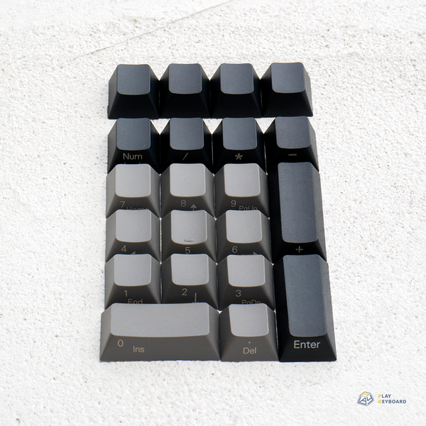 Dolch Colorway - Side Printed Cherry Profile PBT Keycaps
