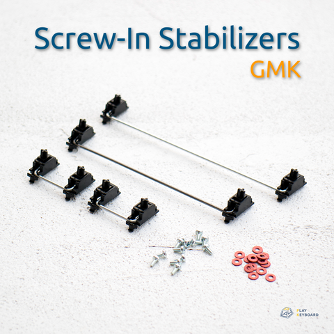 GMK Screw-In PCB Mounted Stabilizers