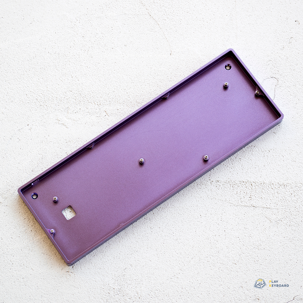 Low Profile Aluminum Case - 60% Keyboard Case