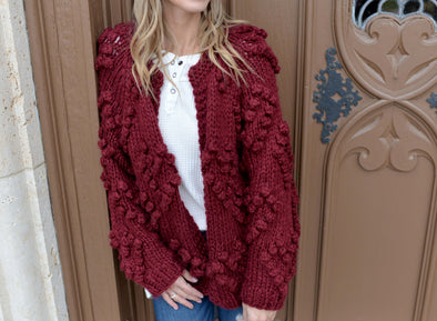 Nesi Bubble Cardigan