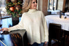 Mariah Turtle Neck Sweater - Natural