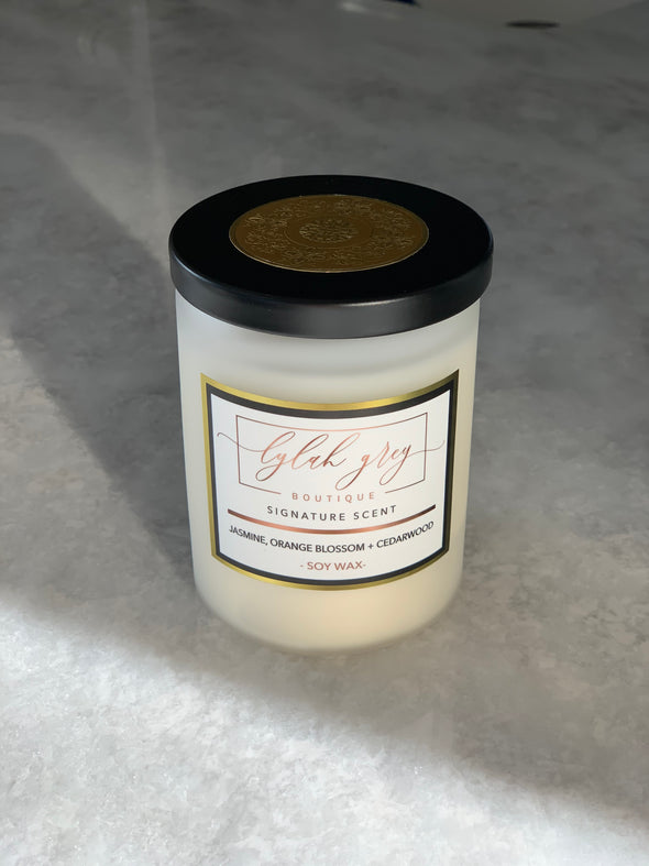 Lylah Grey Signature Scent Candle