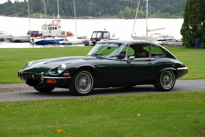 -72 Jaguar E Type 2+2 (for sale)