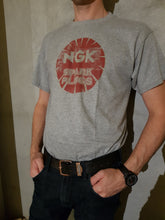 Load image into Gallery viewer, T-Shirt NGK Spark Plugs