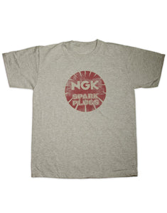 T-Shirt NGK Spark Plugs