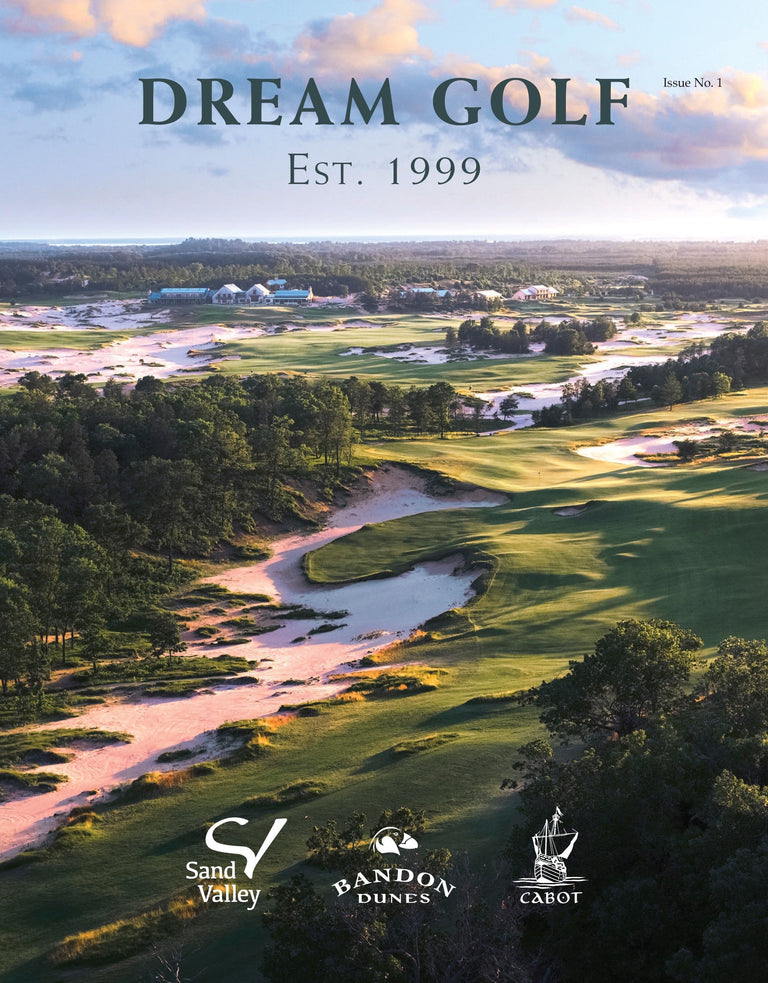 Dream Golf Magazine