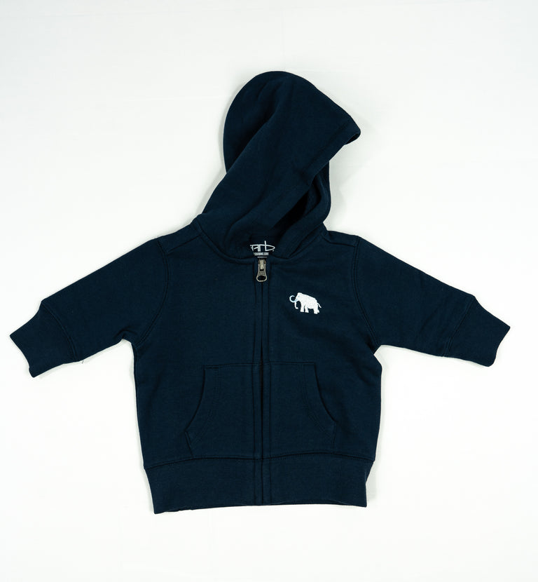 Toddler & Youth Full Zip Hoodie