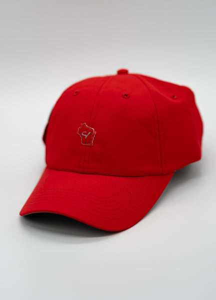 Imperial Adjustable Red Cap