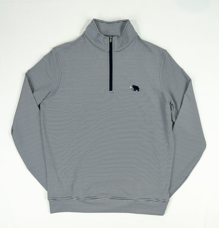 Peter Millar Perth Mini Stripe Pullover