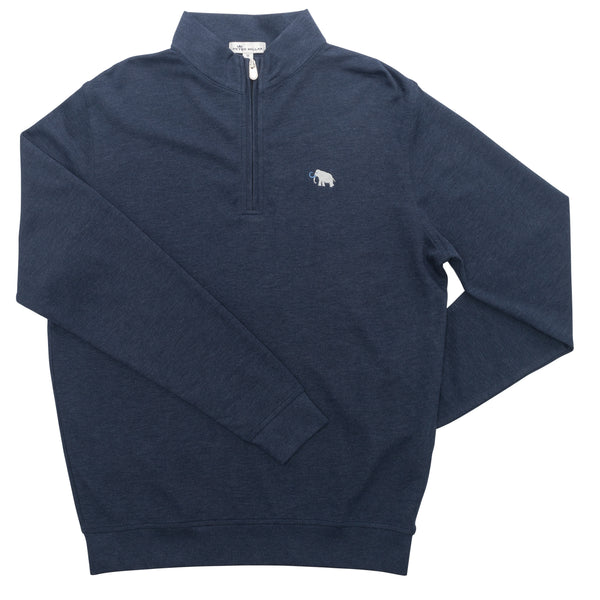 Peter Millar Interlock Quarter Zip Pullover