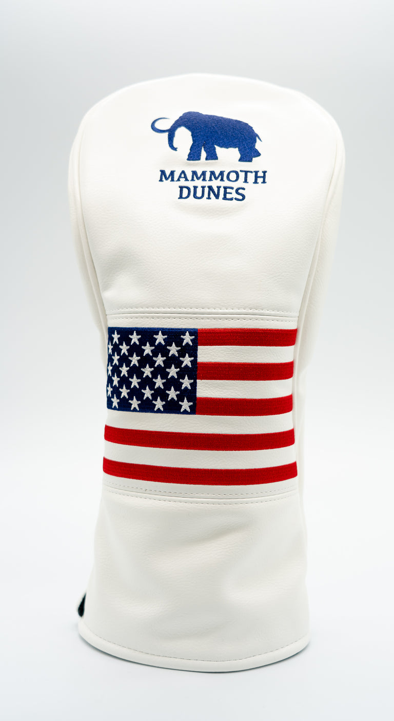 Mammoth Dunes American Flag Headcover