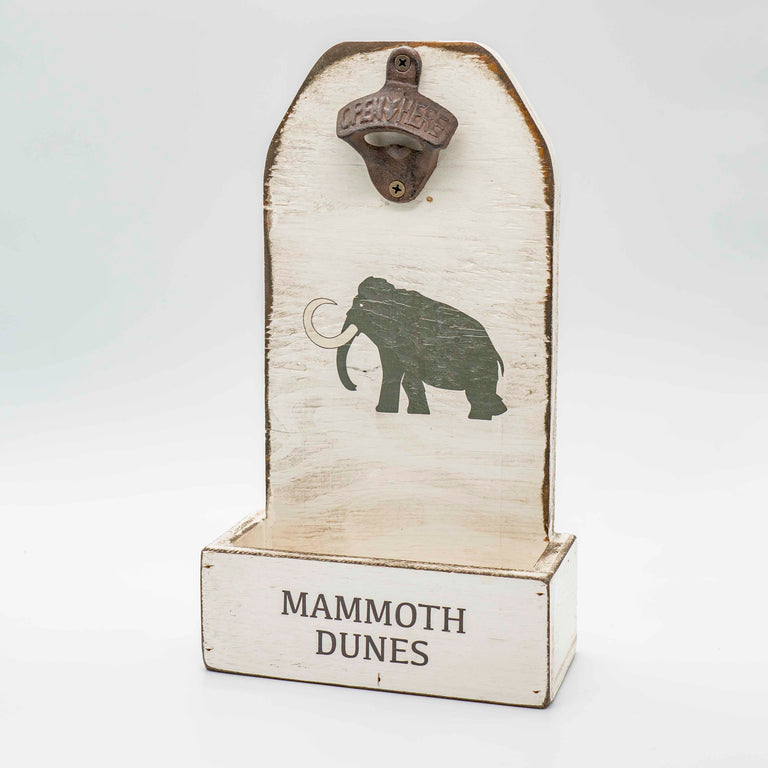 Mammoth Dunes Wall Mount Bottle Opener