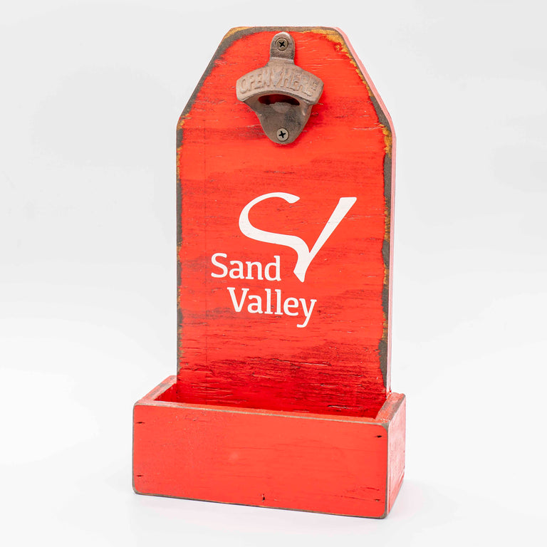 Sand Valley Wall Mount Bottle Opener