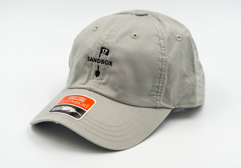 American Needle - Adjustable Hat Grey