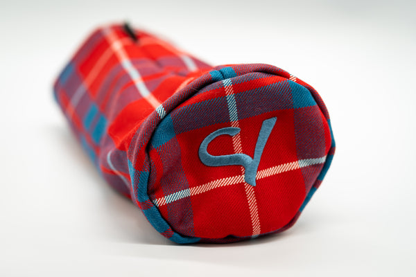 Seamus Golf Hamilton Red Modern Headcover