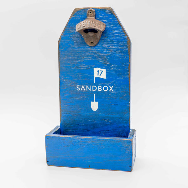 Sandbox Wall Mount Bottle Opener