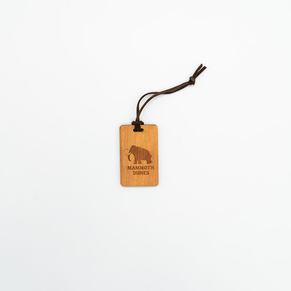 Seamus Golf Wooden Bag Tag