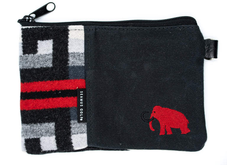 Seamus Golf Zippered Pouch