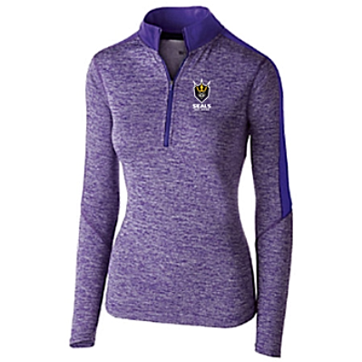 Holloway Women's Electrify 1/4 Zip Pullover