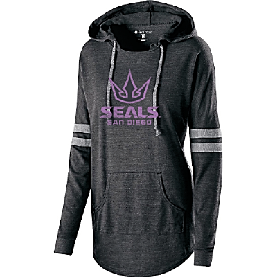 Holloway Ladies Low Key Hooded Pullover