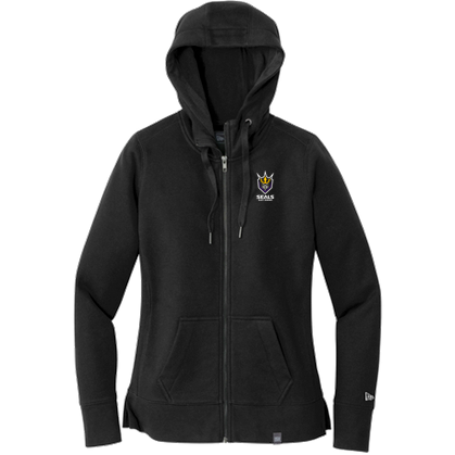 New Era Women's French Terry Full Zip Hoodie