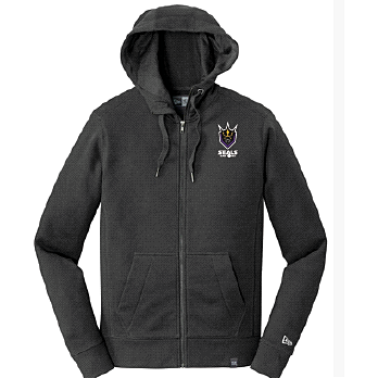 New Era Men's French Terry Full Zip Hoodie