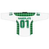 St. Patrick's Day CUSTOM Jersey