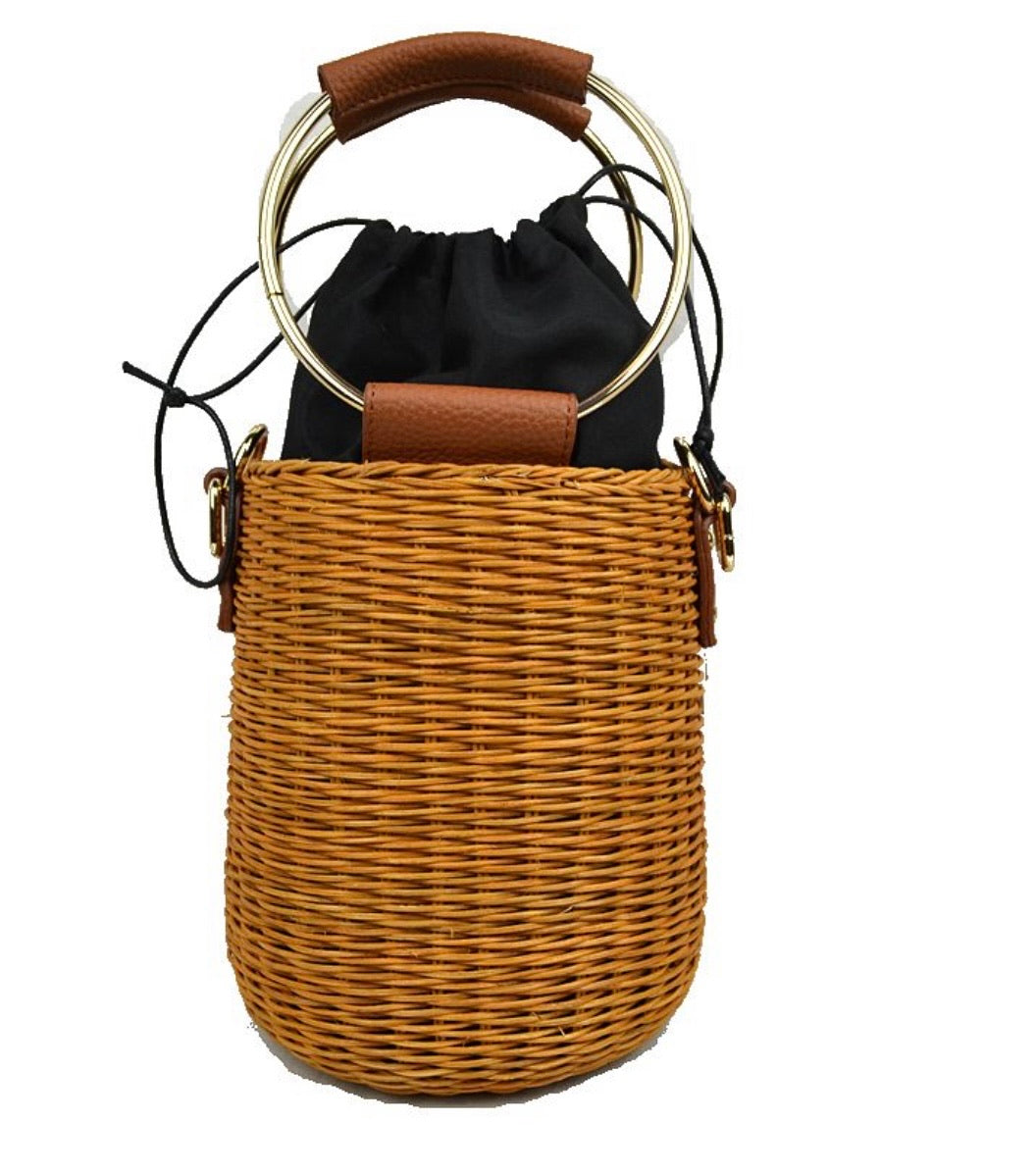 The Perfect Straw bag