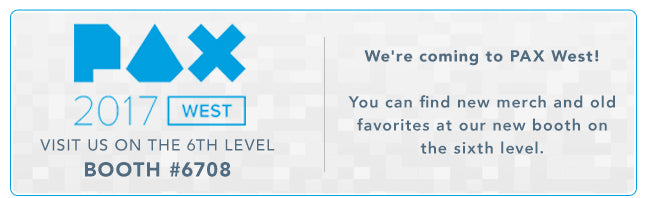 Fangamer is coming to PAX West