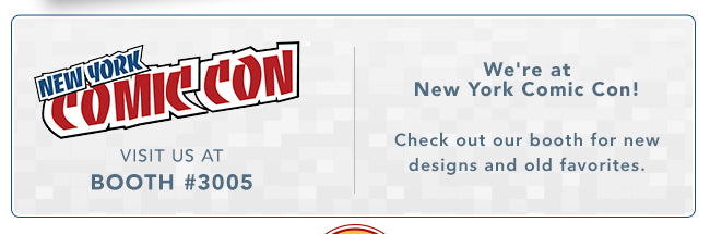 Fangamer is at New York Comic Con!