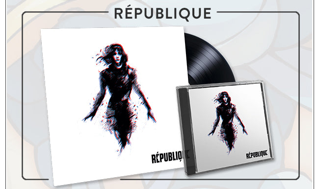 Republique Vinyl and CD at Fangamer.com