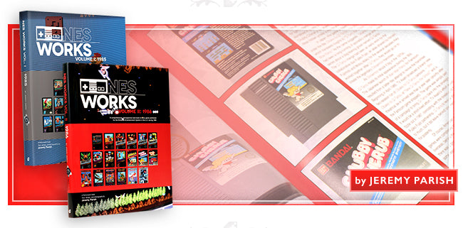 NES Works Books at Fangamer.com
