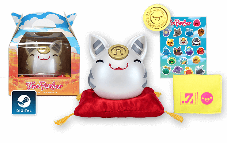 Slime Rancher Collector's Edition - Fangamer