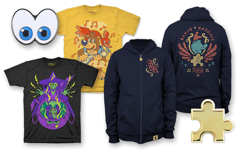 new concept 2f3cd d8eed Fangamer - Video game shirts, books, prints, and more.