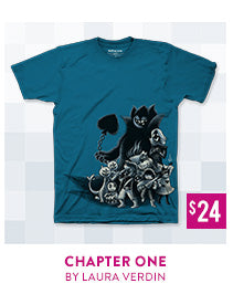 Deltarune Chapter 1 Shirt at Fangamer.com