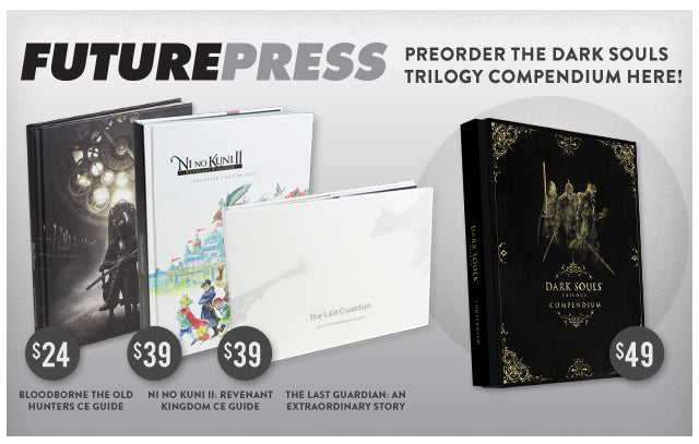 New Future Press Books at Fangamer.com
