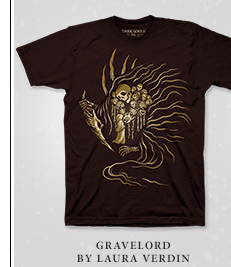 Dark Souls Gravelord Shirt at Fangamer.com