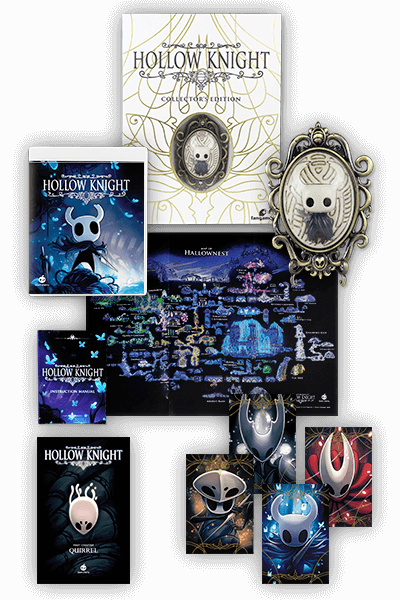 Hollow Knight Collector's Edition - Fangamer