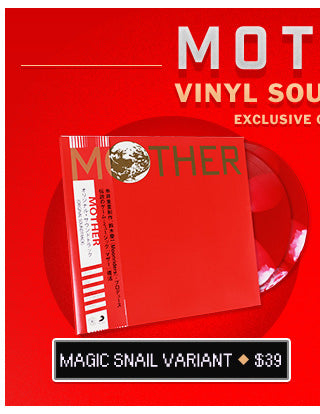 New Mother Vinyl Soundtracks at Fangamer.com
